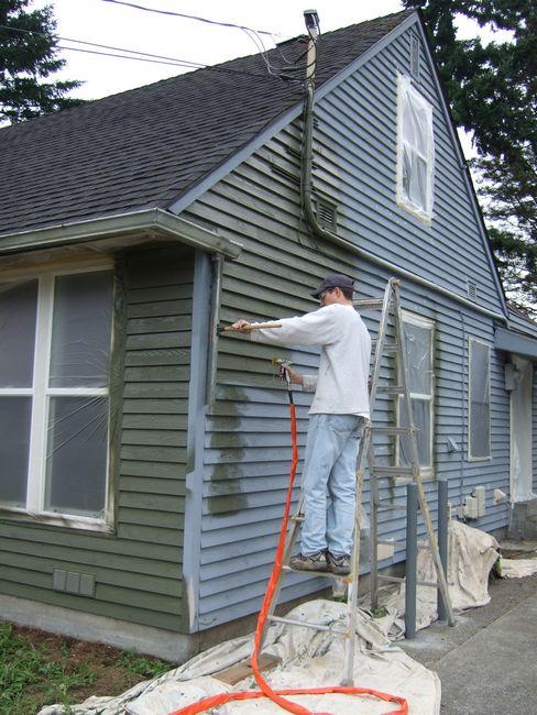 exterior paint. Black Bedroom Furniture Sets. Home Design Ideas