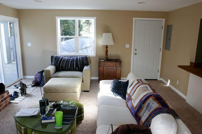furnished family room On furnished family room