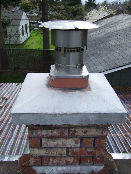 Chimney Amp Fireplace